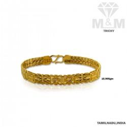 Splendid Gold Fancy Bracelet