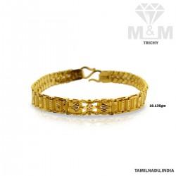 Superduper Gold Fancy Bracelet