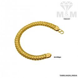 Pristine Gold Fancy Bracelet