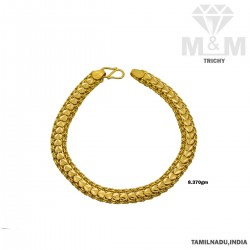 Sweetest Gold Fancy Bracelet