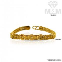 Delectable Gold Fancy Bracelet
