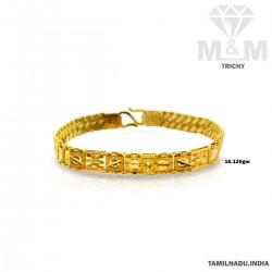 Delicious Gold Fancy Bracelet
