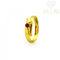 Coolest Gold Fancy Ring