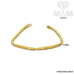Popular Gold Fancy Bracelet