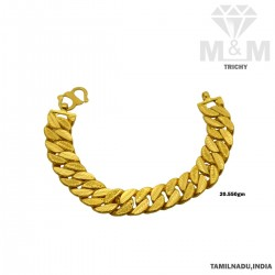 Legendary Gold Fancy Bracelet