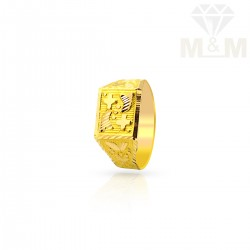 Reputed Gold Fancy Ring