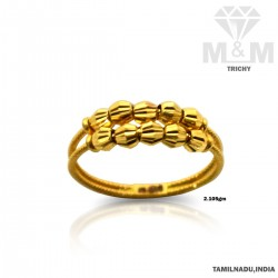 Tranquil Gold Fancy Ring