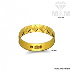 Luxuriant Gold Fancy Ring