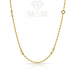 Memorable Gold Fancy Chain
