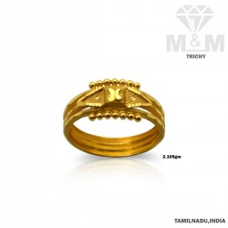 Decent Gold Fancy Ring