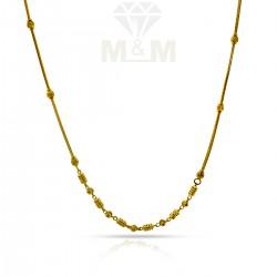 Strangest Gold Fancy Chain