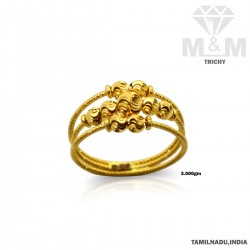 Amiable Gold Fancy Ring