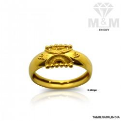 Legendary Gold Fancy Ring