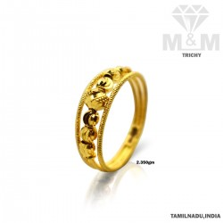 Tradition Gold Fancy Ring