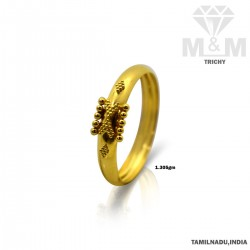 Luminary Gold Fancy Ring