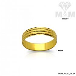 Sumptous Gold Gold Fancy Ring