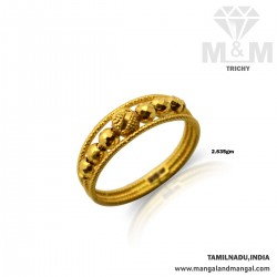 Ethereal Gold Fancy Ring