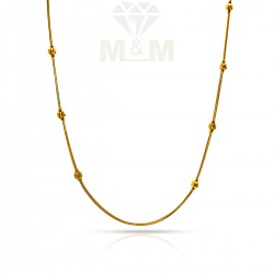Sacred Gold Fancy Chain