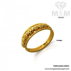 Auspicious Gold Fancy Ring