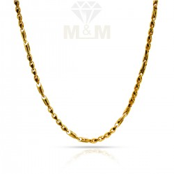 Posh Gold Fancy Chain