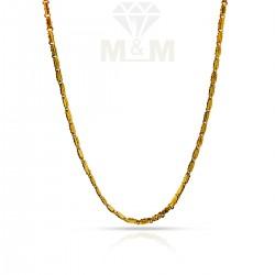 Culture Gold Fancy Chain
