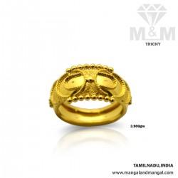 Bonhomie Gold Fancy Ring