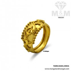 Perfection Gold Fancy Ring