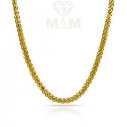 Inheritance Gold Fancy Chain