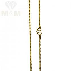 Virtuosic Gold Fancy Chain