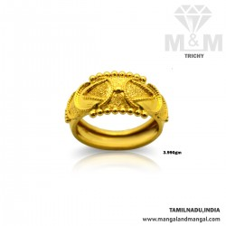 Celebrity Gold Fancy Ring