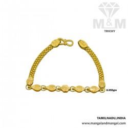 Nice Gold Fancy Bracelet