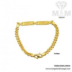 Perfect Gold Fancy Bracelet