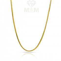 Lambent Gold Fancy Chain