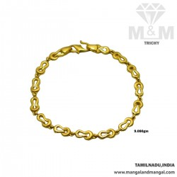 Ravish Gold Fancy Bracelet