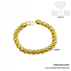 Scenic Gold Fancy Bracelet