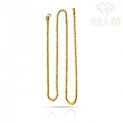 Ubiquitous Gold Fancy Chain