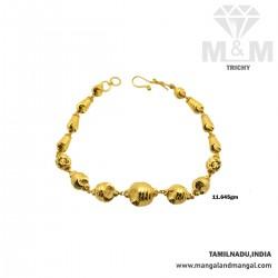 Stunning Gold Fancy Bracelet