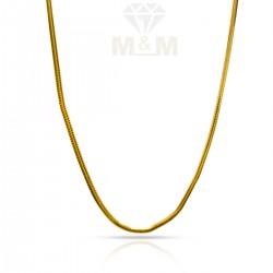 Treasured Gold Fancy Chain