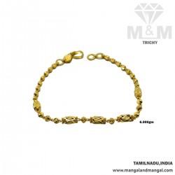 Unique Gold Fancy Bracelet