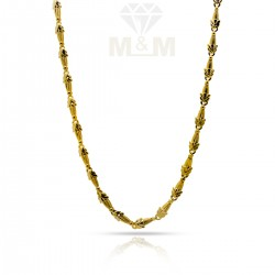 Well Favoured Gold Fancy Chain
