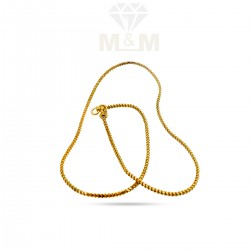 Exciting Gold Fancy Chain