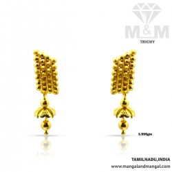 Great Gold Fancy Earring