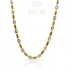 Exquisite Gold Fancy Chain