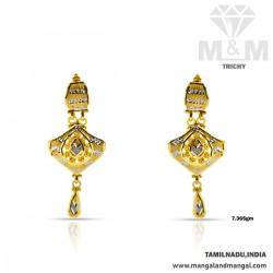 Beautify Gold Fancy Earring