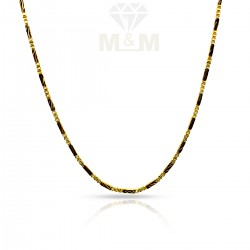 Maginificent Gold Fancy Chain