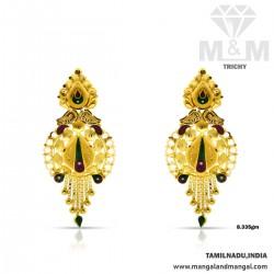 Great Gold Fancy Earring