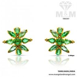 Vivid Gold Emerald Stone...