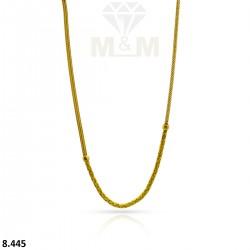 Elegance Gold Fancy Chain