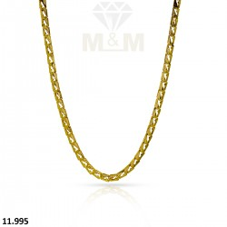 Blessed Gold Fancy Chain