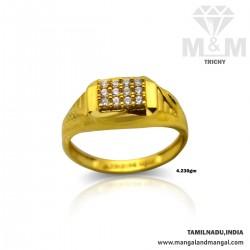 Sumptous Gold Casting Stone...